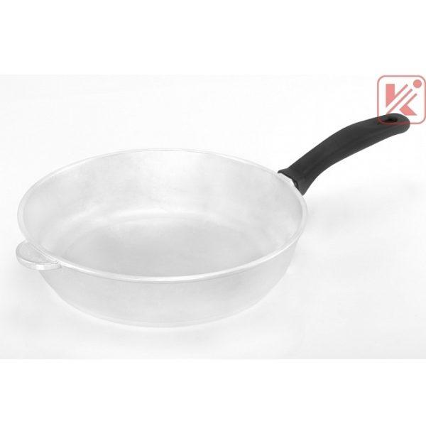 Сковорода высокая «ВИКТОРИЯ» АЛ280 «ПОЛЕСЬЕ»