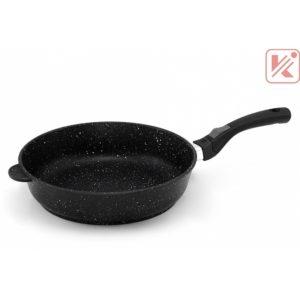 Сковорода со съемной ручкой «ВИКТОРИЯ» АЛА 280 «ГРАНИТ»